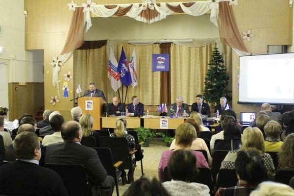 Дмитрий Жариков избран секретарем Серпуховского местного отделения партии «Единая Россия»
