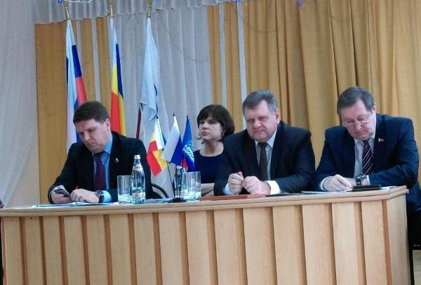 Состоялась отчетно-выборная конференция вместном Ашинском отделении партии «Единая Россия»