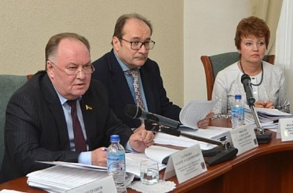 Бюджет Ростовской области натри года принят вовтором чтении