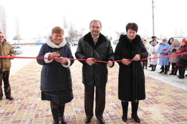 ВШолоховском районе после ремонта открылся Дом культуры