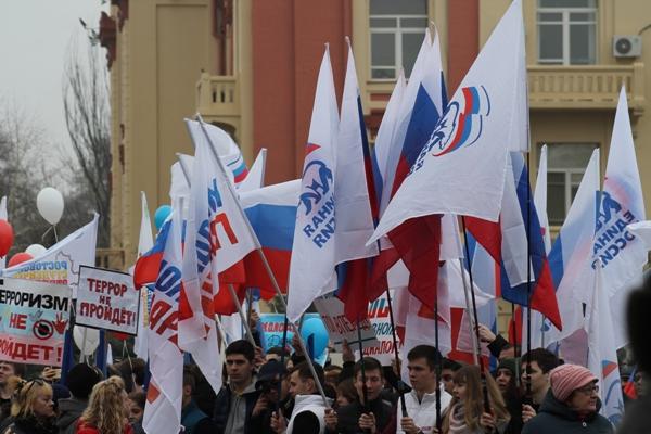 ВРостове-на-Дону пройдет митинг против терроризма